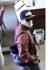 Bank Robbery – Fallston (Upper Cross Roads), Harford County