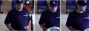 M and T Bank Robbery, Solomons Island Road, Edgewater