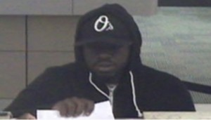 M&T Bank Robbery, Aberdeen, Harford County