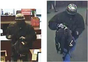 NBRS Bank Robbery, Street, Maryland