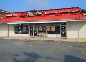 Bel Air Pizza Hut Robbery