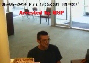 National Bank of Rising Sun (NBRS) and PNC Bank Robberies, Northern Harford County