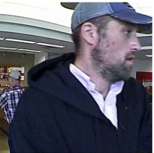 Bank of America Bank Robbery in Aberdeen