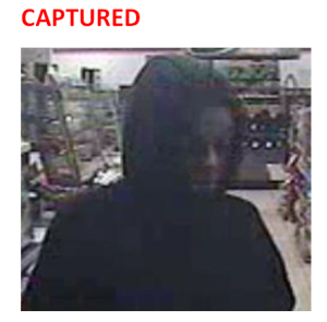 Baltimore County 7-11 Robbery Suspect