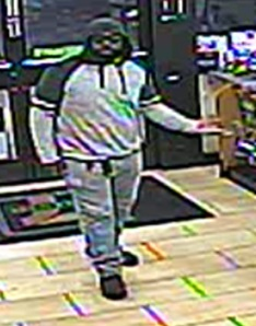 Armed Robbery – 7-11 Convenient Store – Abingdon