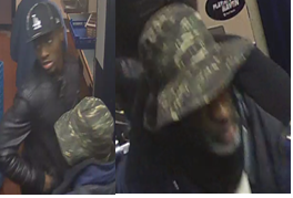 Suspects wanted for armed robbery at Timbuktu Restaurant