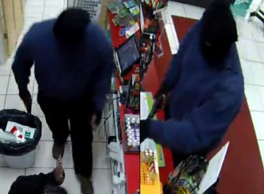 Armed Robbery – Pantry One Mart, Rising Sun