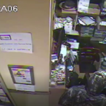 Video: Baltimore City armed robbery suspects
