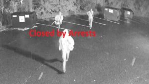 Commercial Burglary – Vape Runners – Bel Air