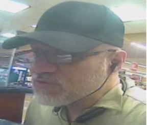 Help Identify Check Fraud Suspect – Maryland State Police